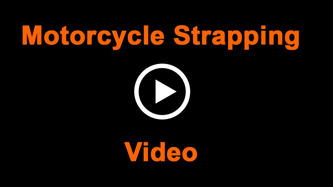 Motorcycle Strapping Video Thumbnail
