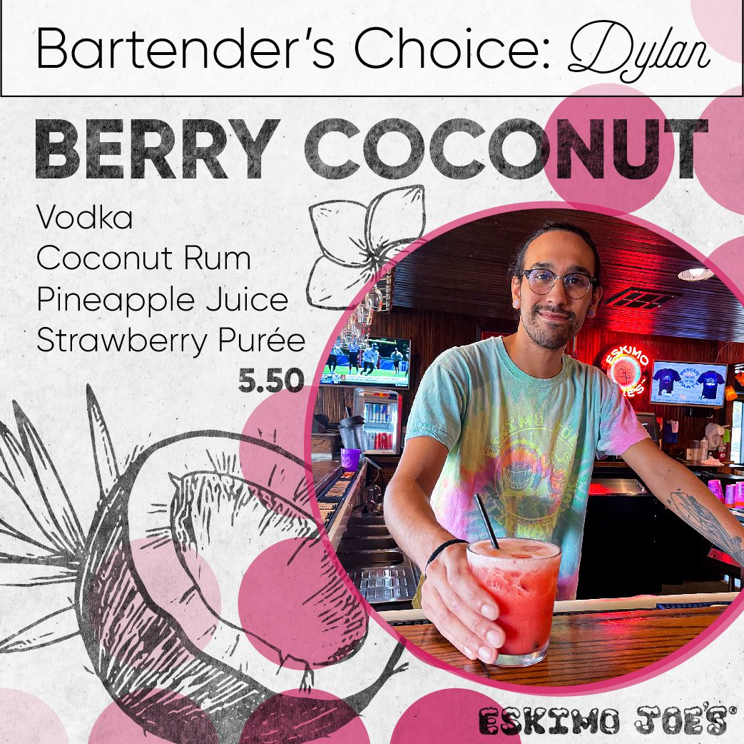 Bartender Pick of the Month